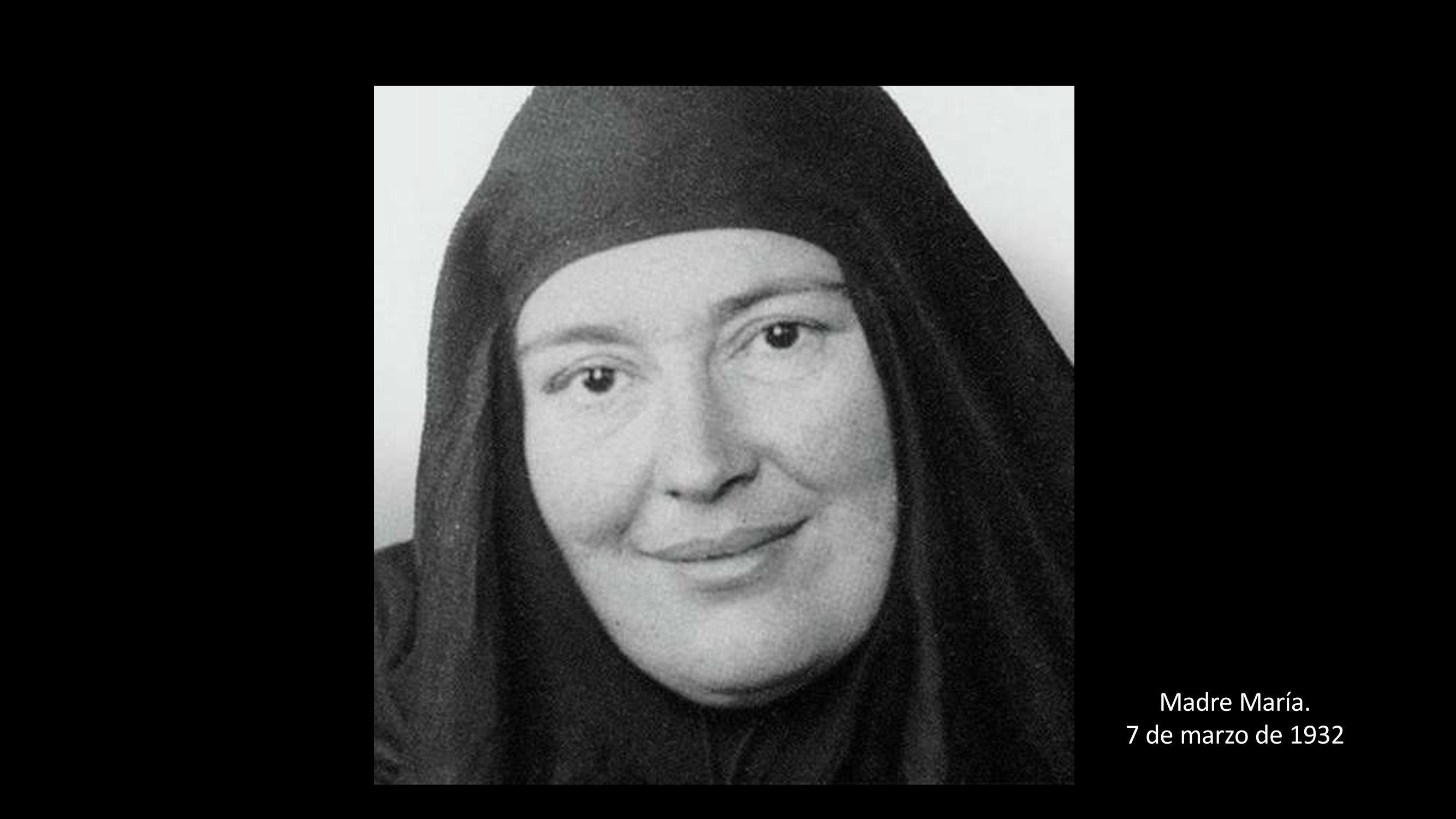 [41] Madre María, 1932