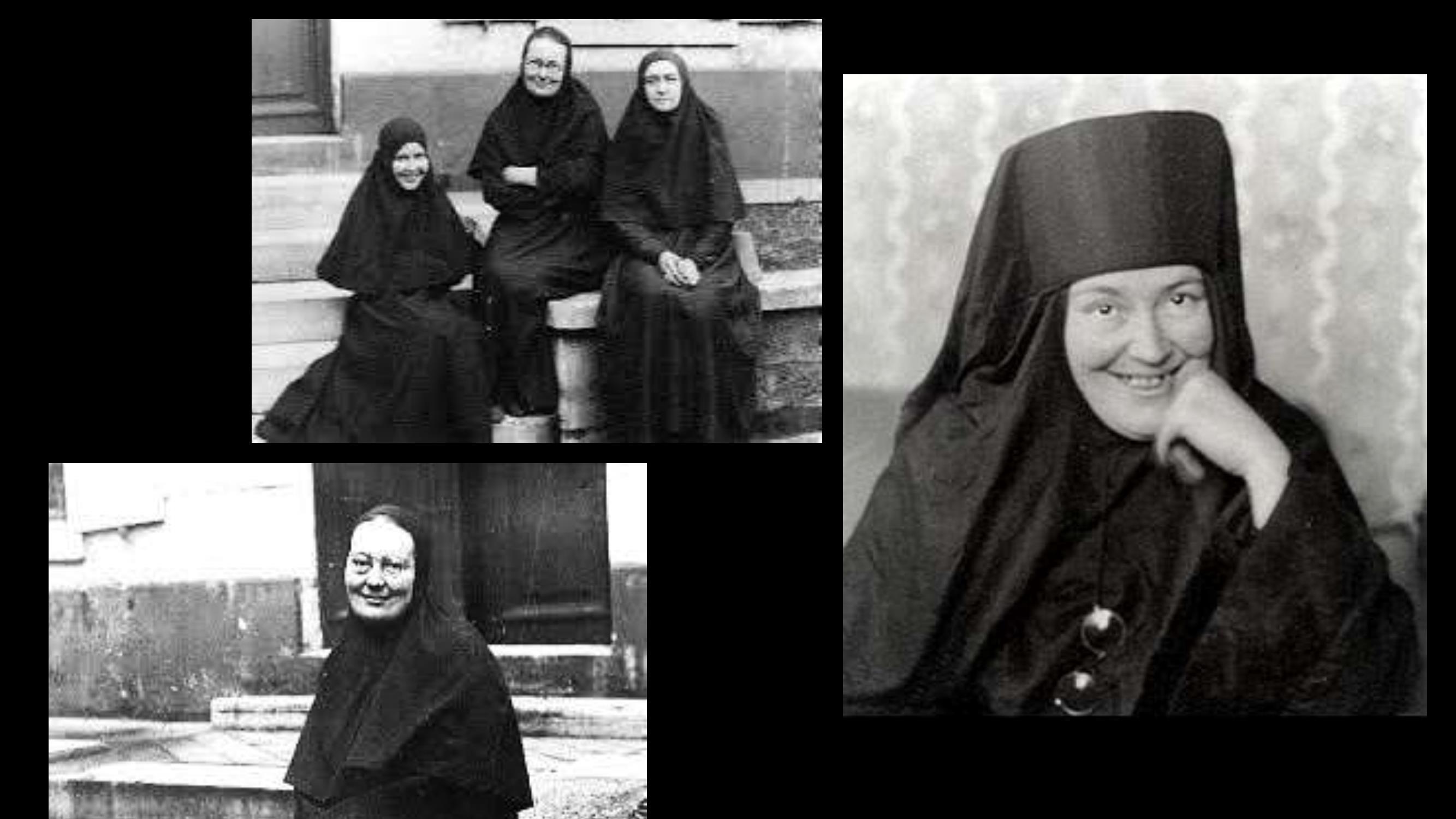 [45] Dos nuevas monjas, Eudóxia y Blandina