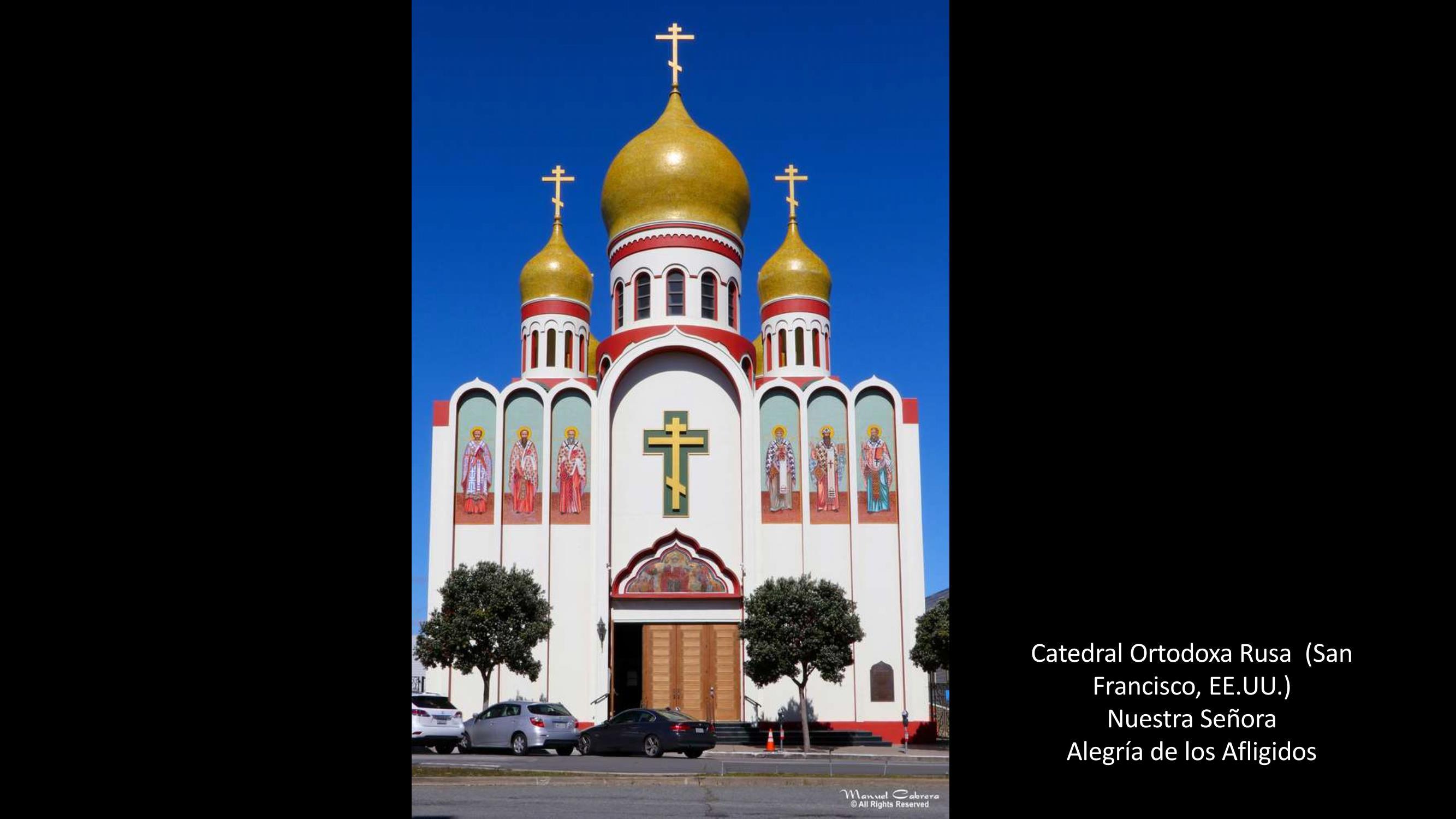 [58] Catedral Ortodoxa Rusa, San Francisco, EE.UU.