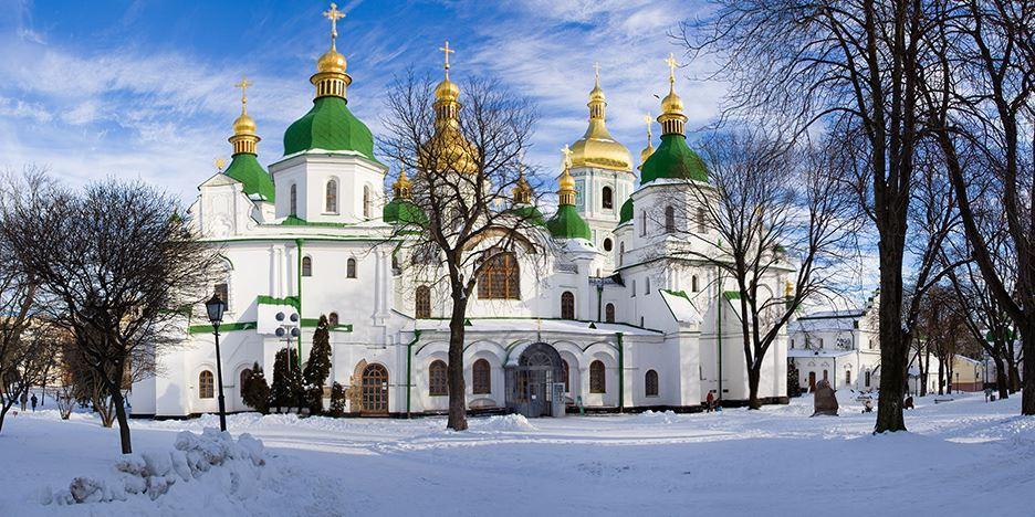 Catedral de Santa Sofía, Kiev